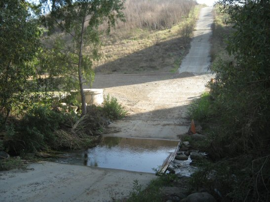 The Lusardi Creek Loop
