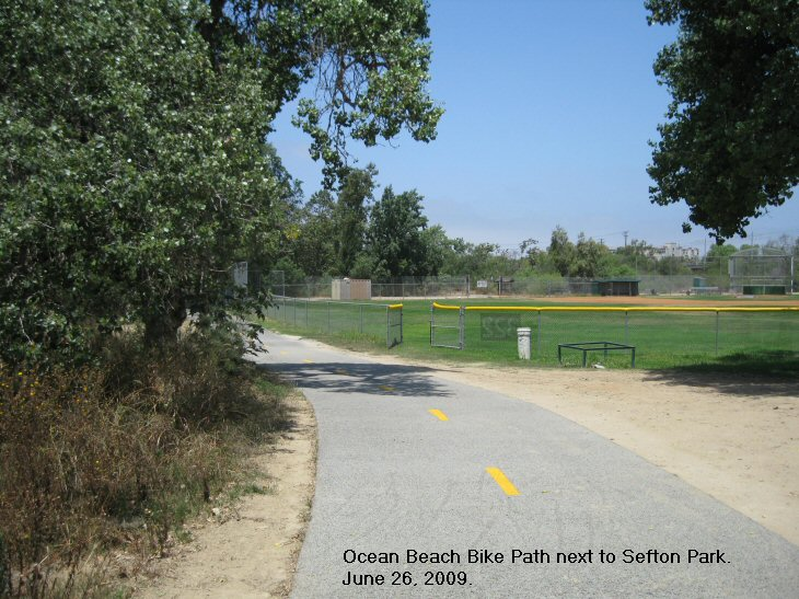 Bike San Diego River Trail and the San Diego River